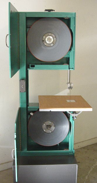 wood cutting band saws
