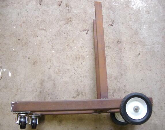 Steve Bedair S Mig Welder Cart