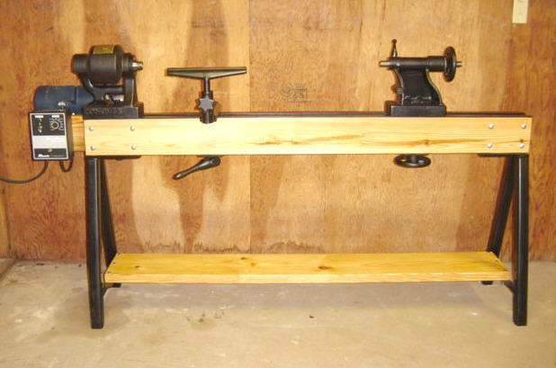 17 08 this lathe has been sold the conover wood lathe featured heavy